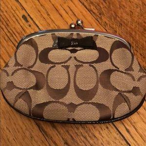Coach coin purse / wallet!